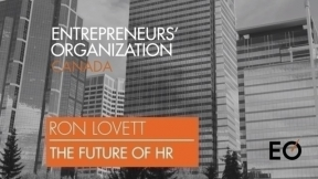 Ron Lovett, EO Atlantic Canada: How to make your business worth 24 X earnings - Full Session
