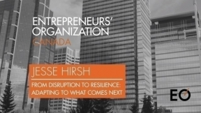 Jesse Hirsh: From Disruption to Resilience: Adapting to What Comes Next - Full Session
