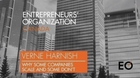 Verne Harnish: Why Some Companies Scale and Some Don't - Full Session
