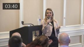 Three Things Entrepreneurs Should Know - Michele Romanow - EO Winnipeg Speakers Series