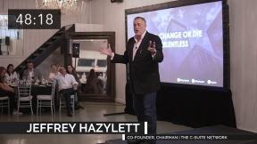 Driving Change: EO Toronto Fall 2019 Launch Keynote - Full Session