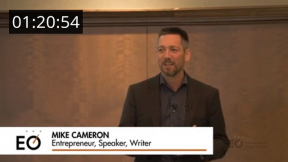 Mike Cameron: Learning to SOAR - Full Session
