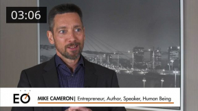 Mike Cameron: Learning to SOAR