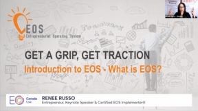 Part 1: Get a Grip, Get Traction: Introduction to EOS with Renee Russo