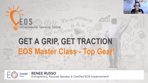 Part 3: Get a Grip, Get Traction: EOS Master Class - Top Gear with Renee Russo