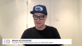Brian Scudamore Reflects on His Experience with EO and Forum